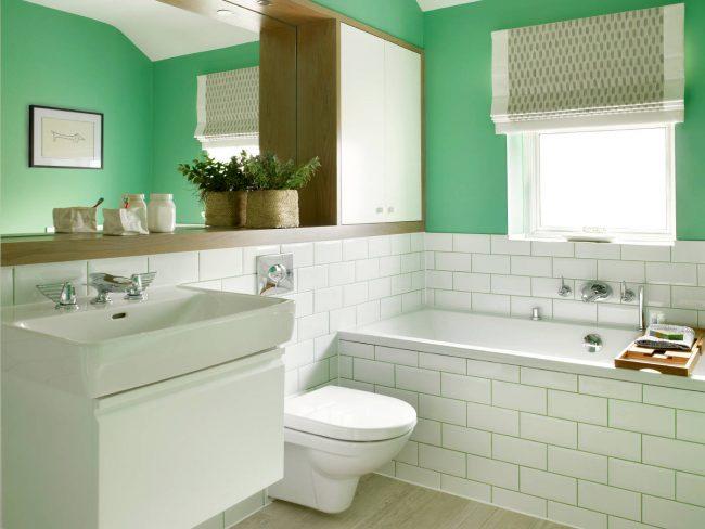 Les couleurs vives rendront votre intérieur plus amusant