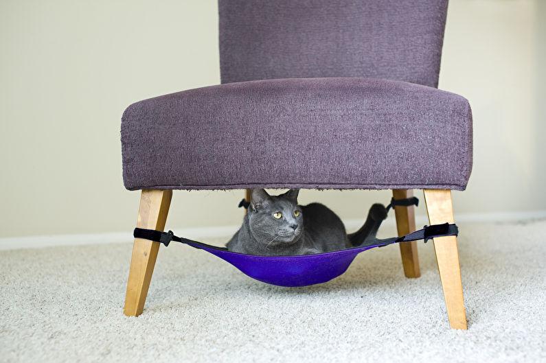 Maison pour chat - Lits et hamacs