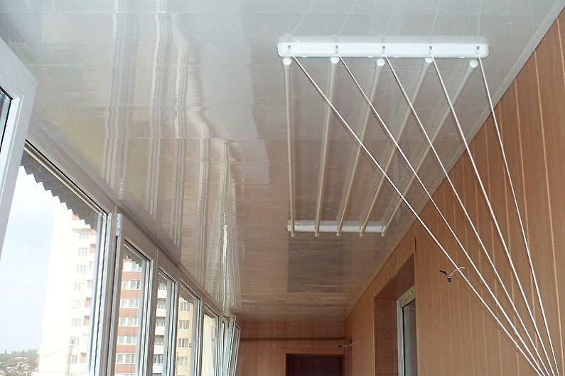 Sécheuse de plafond - Avantages