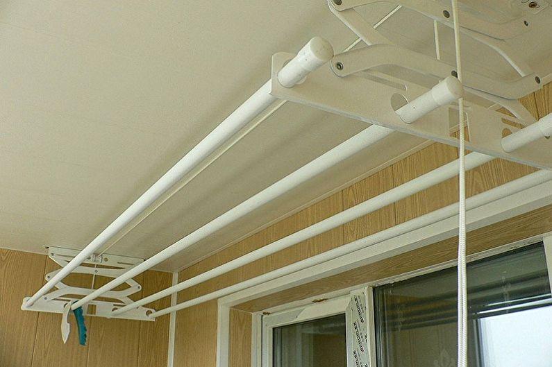 Conceptions de séchoirs de plafond - Séchoirs pliants