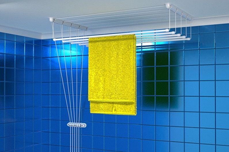 Conceptions de séchoirs au plafond - Lianas