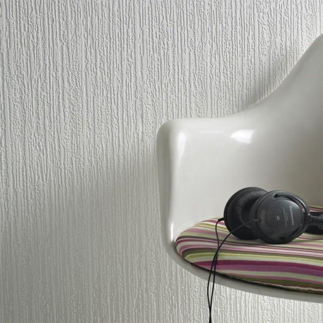 Le papier peint est écologique et facile à coller aux murs