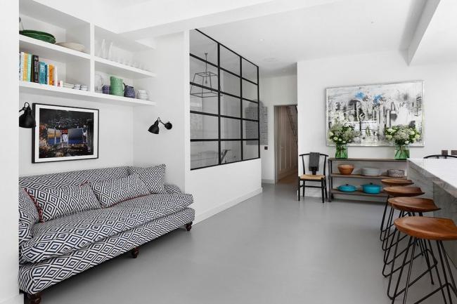 La niche de meubles peut économiser de l'espace précieux