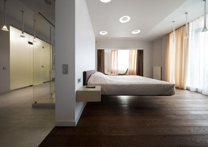 décoration de chambre high-tech