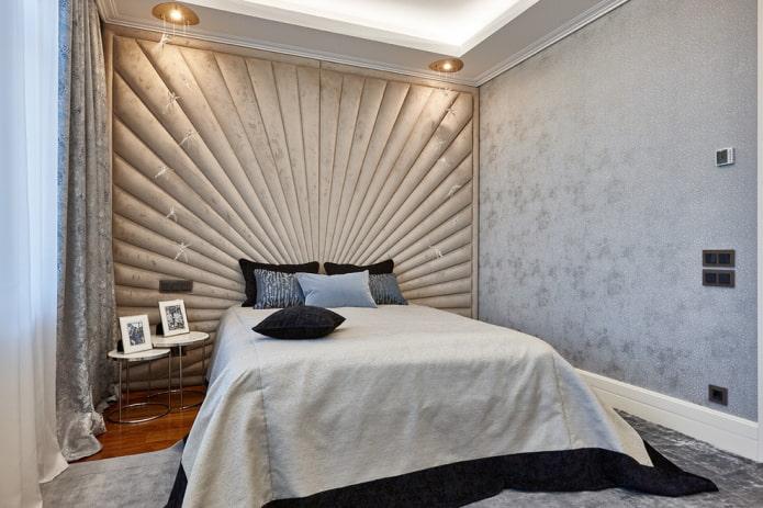 Tête de lit pleine longueur