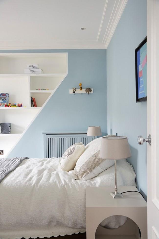 Peindre le boîtier du radiateur pour qu'il corresponde à la couleur du mur