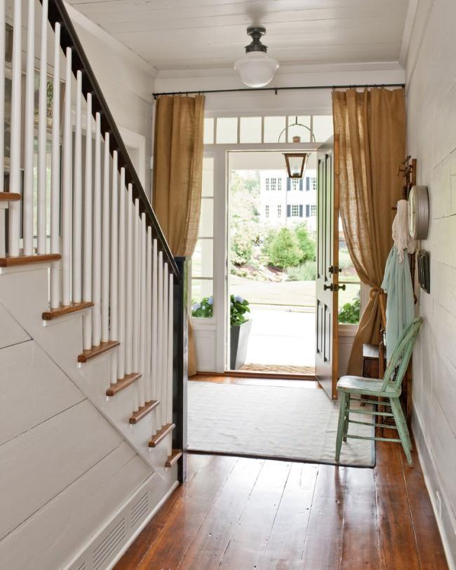 Le rideau de porte peut transformer l'apparence de n'importe quelle pièce