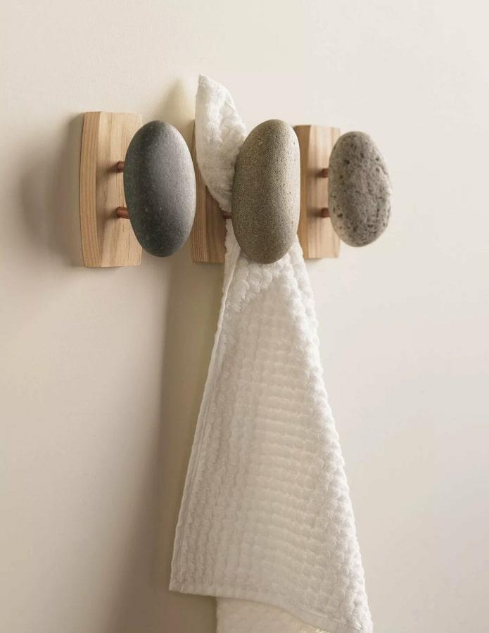 Crochets à galets