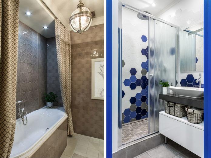 Quoi de mieux pour le bain ou la douche ?