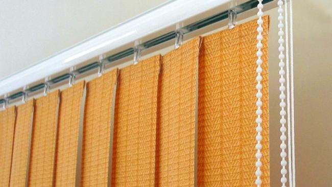 Stores verticaux en tissu - décoration de fenêtre idéale pour n'importe quelle pièce