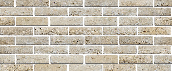 texture de brique de sable léger