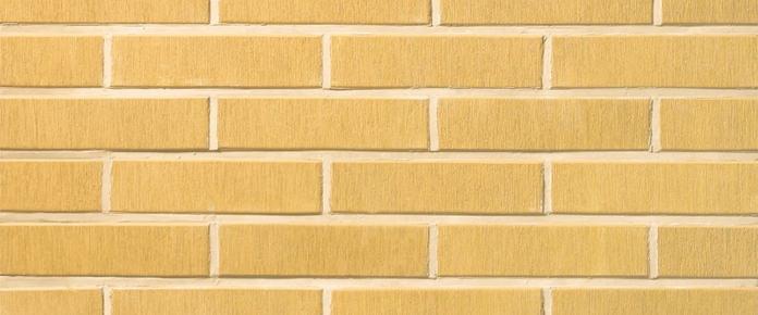 texture de brique jaune