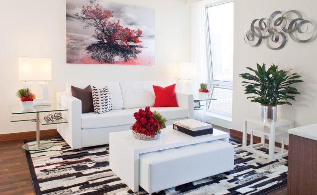Les meubles convertibles aideront à économiser de l'espace utilisable