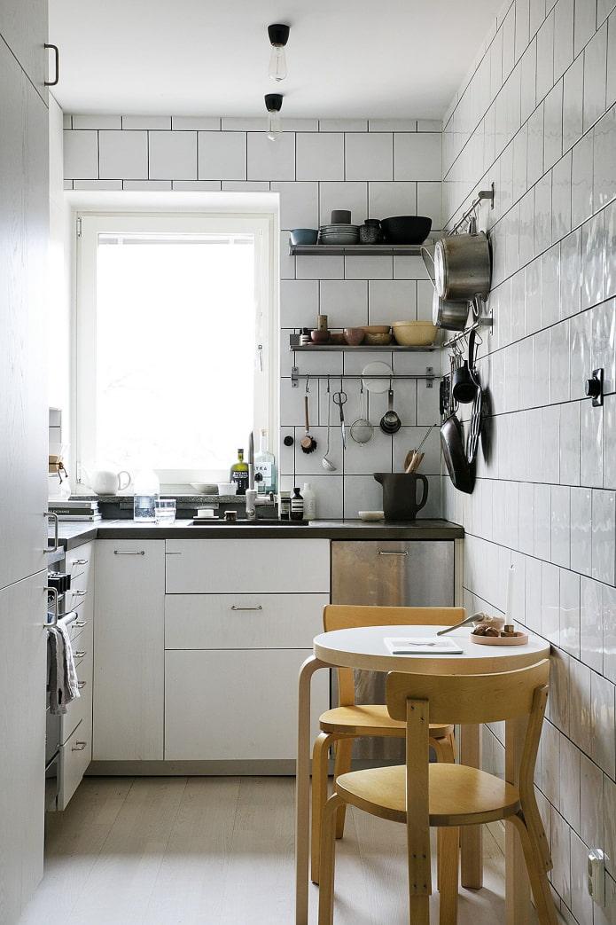 petite table pour la cuisine