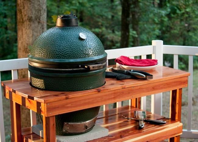 Le barbecue est un sérieux concurrent du grill