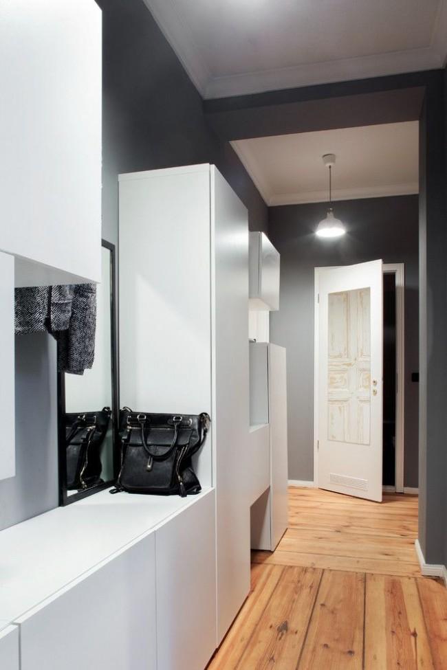 Un couloir modulable vous permettra de combiner indépendamment diverses options