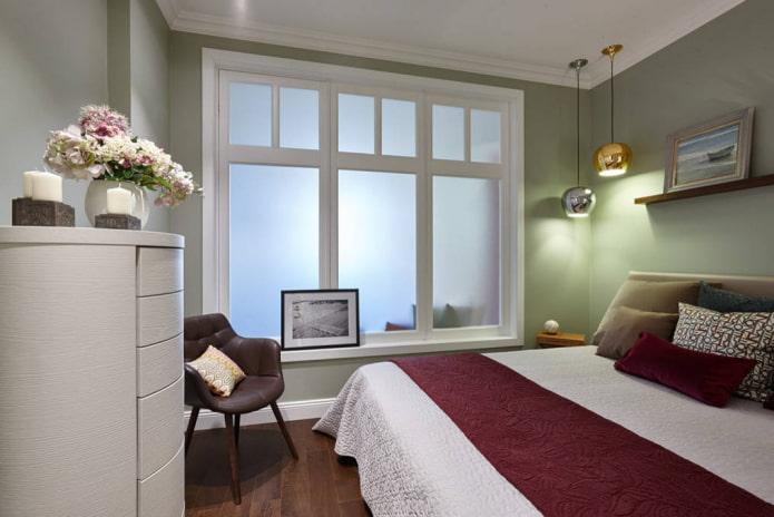 Chambre avec fenêtre