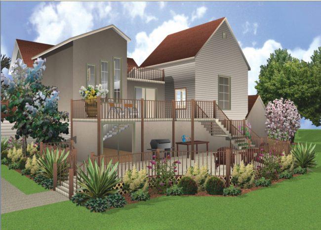 3D Home Architect peut faire du processus de planification une expérience amusante