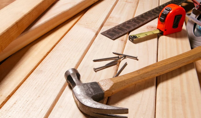 Barres en bois