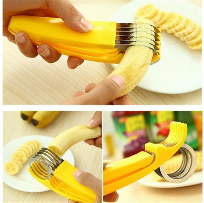 Trancheuse de banane