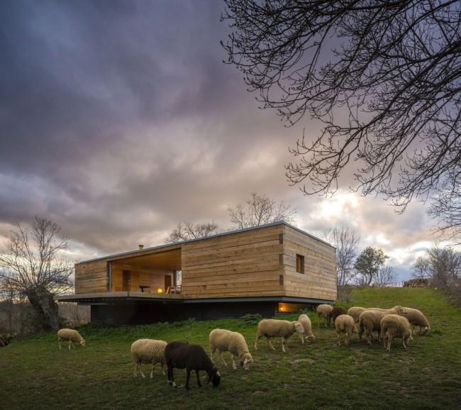 La création d'un projet permet de déterminer avec précision les exigences de la maison