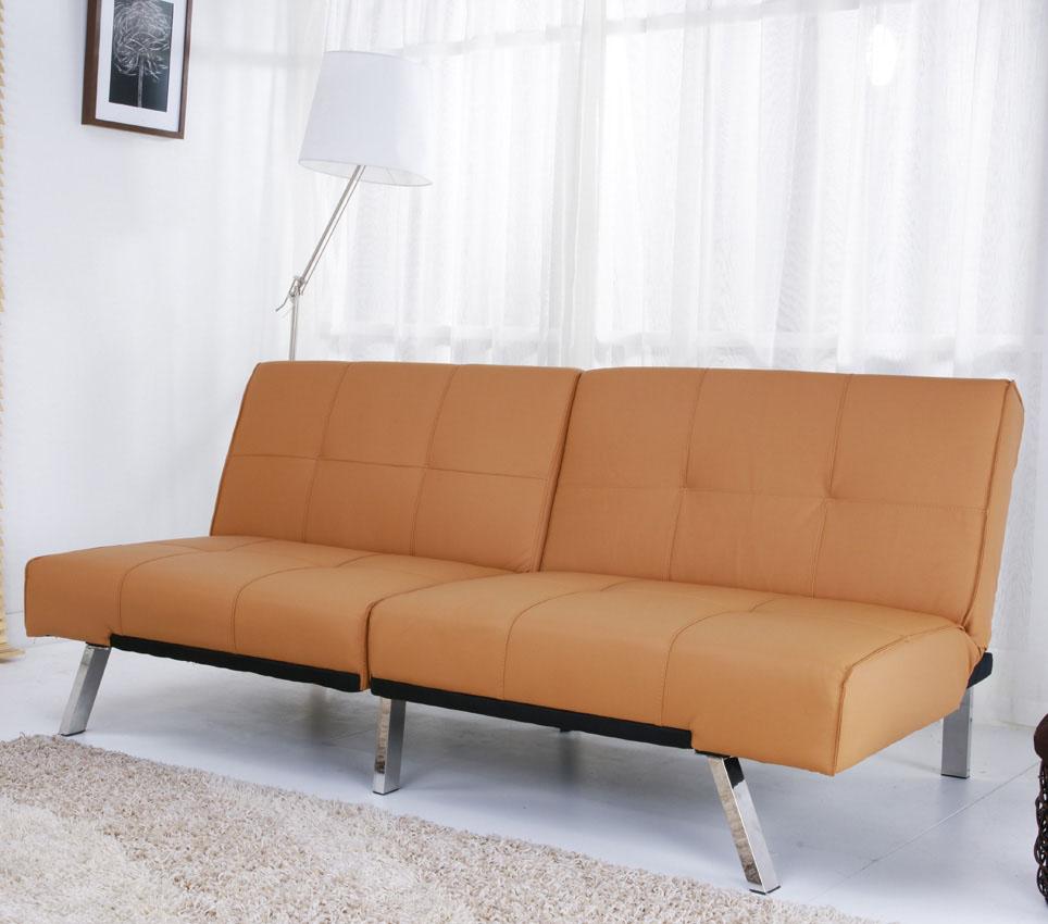 Le canapé click-gag est confortable dans toutes ses positions