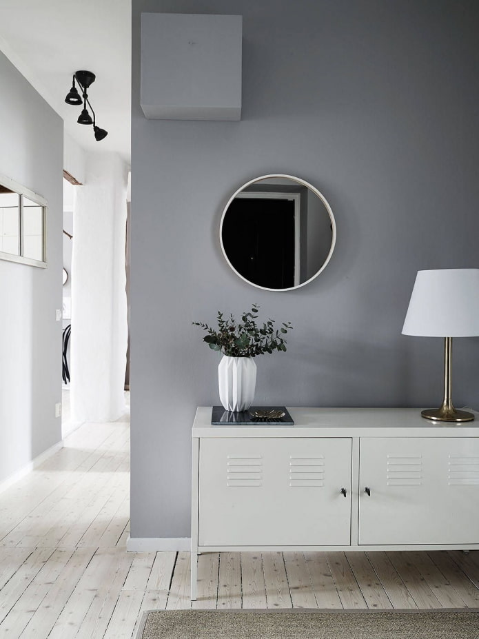 armoire de couloir