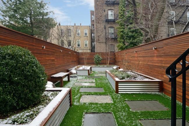 Lits de jardin : grands, intelligents, paresseux.  Lits compacts en milieu urbain