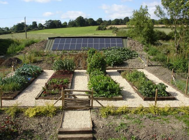 Smart datcha : énergie verte et lits paresseux