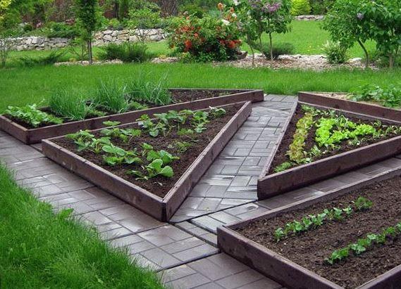 Lits de jardin : grands, intelligents, paresseux.  Lits paresseux