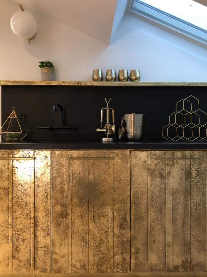 nouvelles façades de la cuisine IKEA