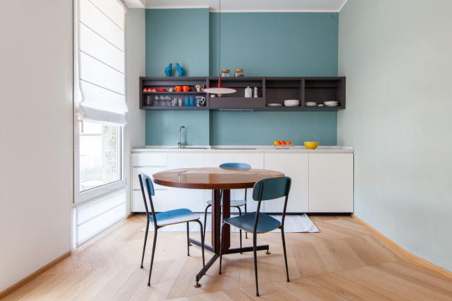 Les meubles de cuisine en MDF sont de haute qualité et pas très chers