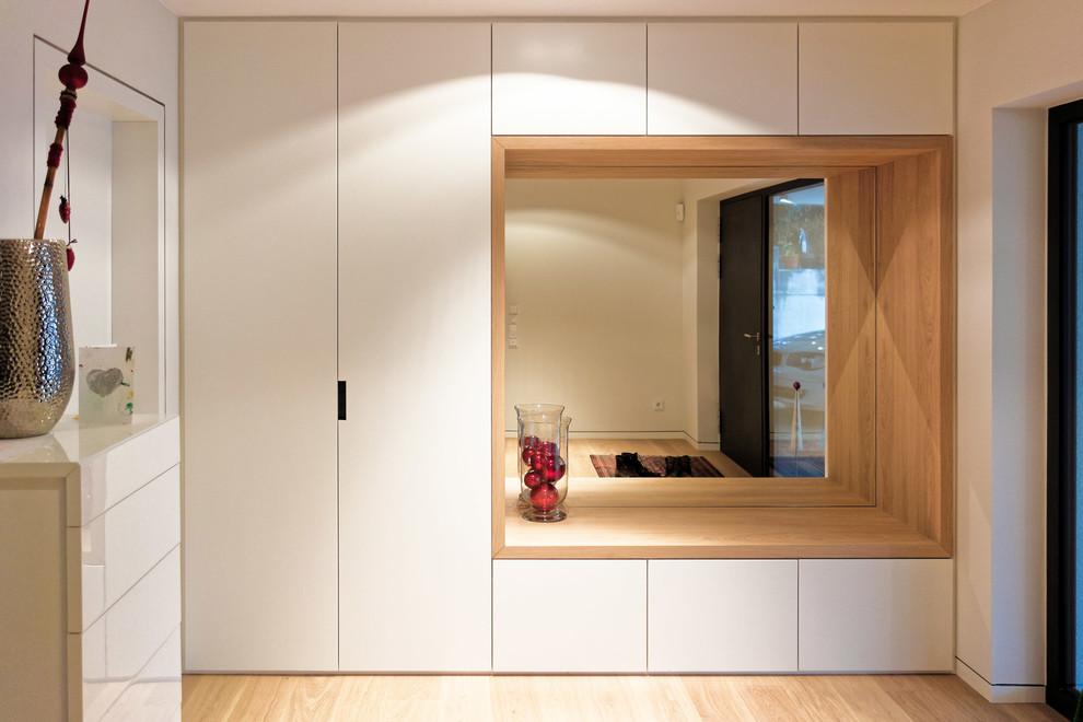 Couloir compact dans le style du minimalisme