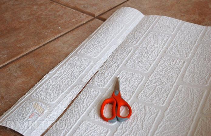 papier peint pour maçonnerie