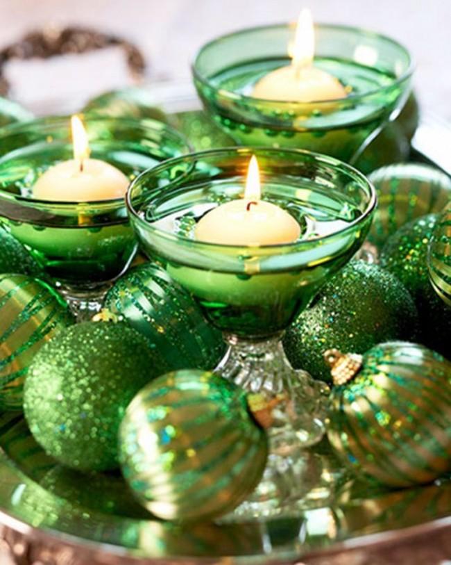 Le symbolisme du singe de feu peut être soutenu par des bougies