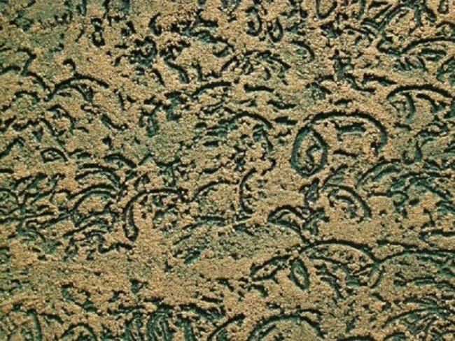 Plâtre décoratif à motifs