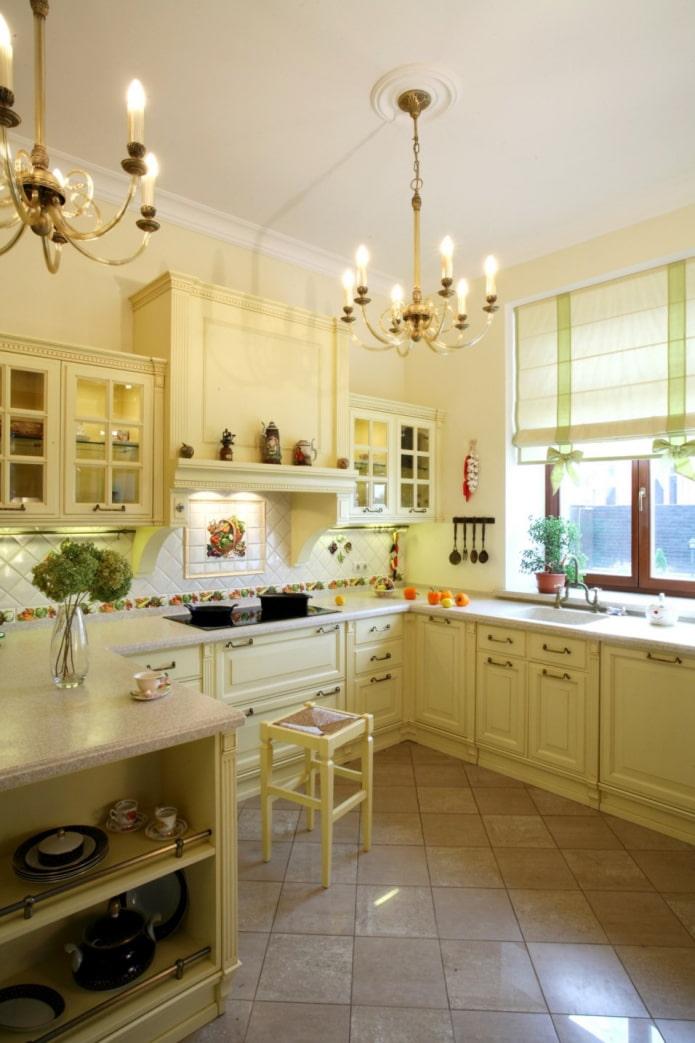 délicate cuisine rustique au citron