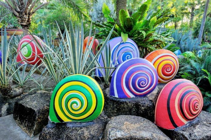 Exemples de décorations de jardin que vous pouvez faire vous-même