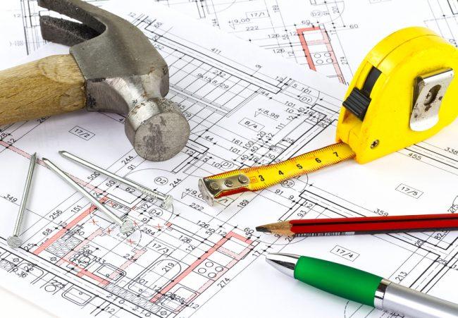 Avant de procéder à des travaux de réaménagement, il est nécessaire de légaliser un nouveau projet