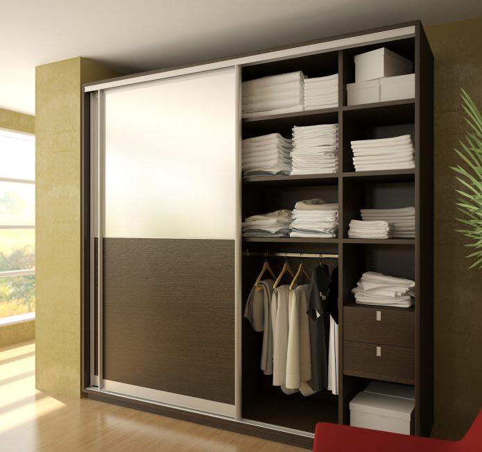 armoire de type armoire