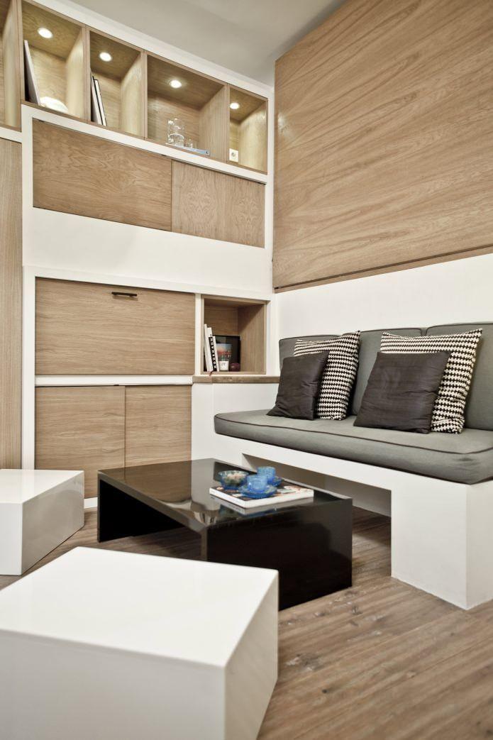 intérieur compact