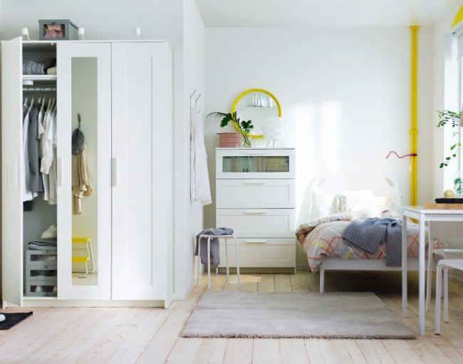 Chaque série de meubles d'IKEA a ses propres caractéristiques uniques