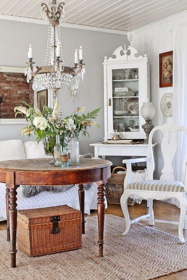 Le style provençal vous plongera dans une ambiance chaleureuse et familiale