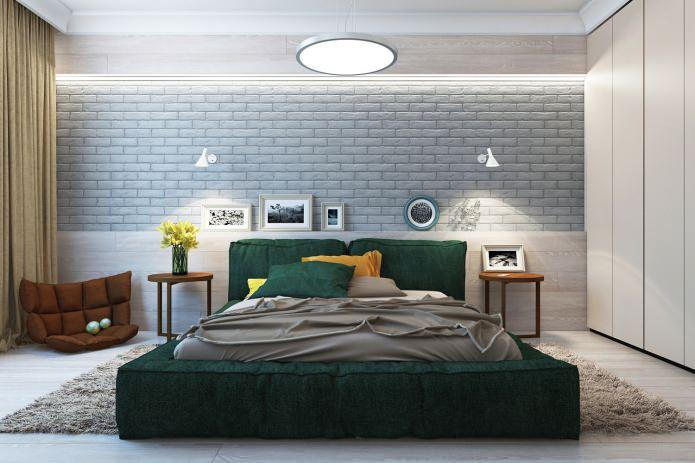 chambre dans un bel appartement moderne