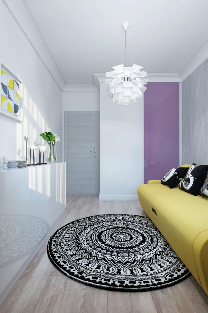 chambre d'hôtes dans un bel appartement moderne
