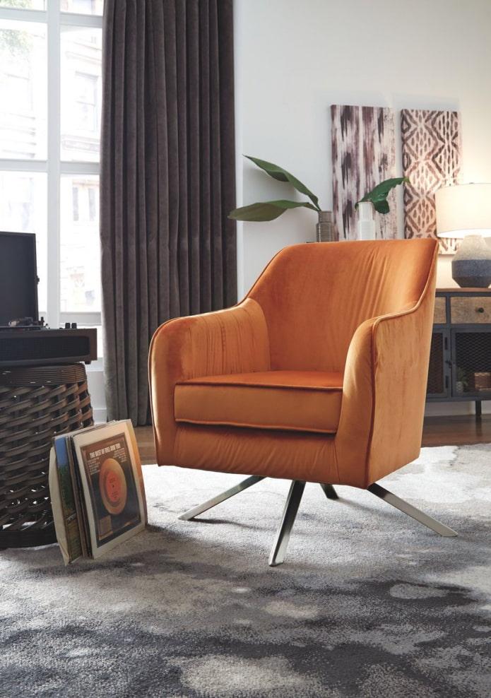fauteuil art nouveau