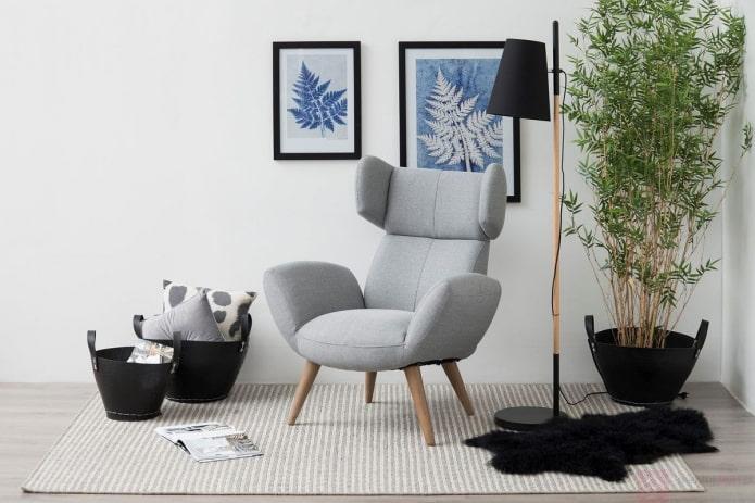 chaise de tapis