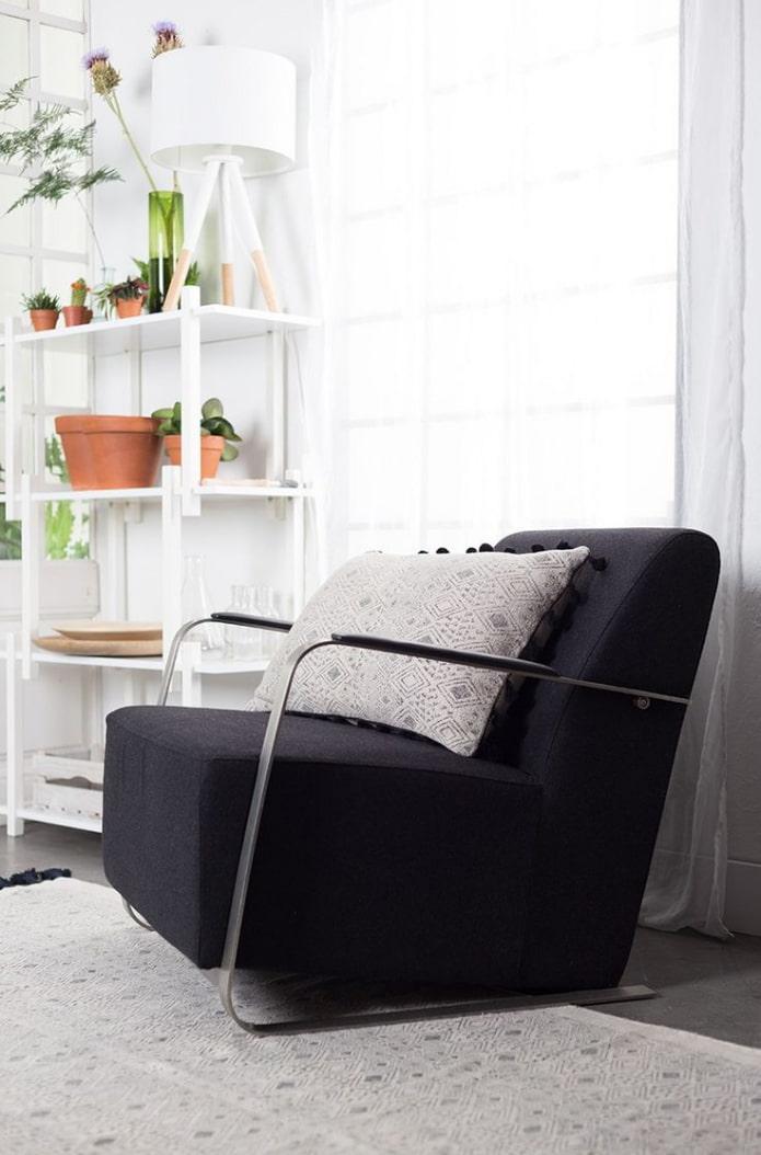 fauteuil high-tech