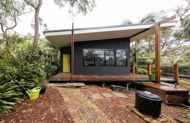 Les maisons en bois présentent de nombreux avantages.