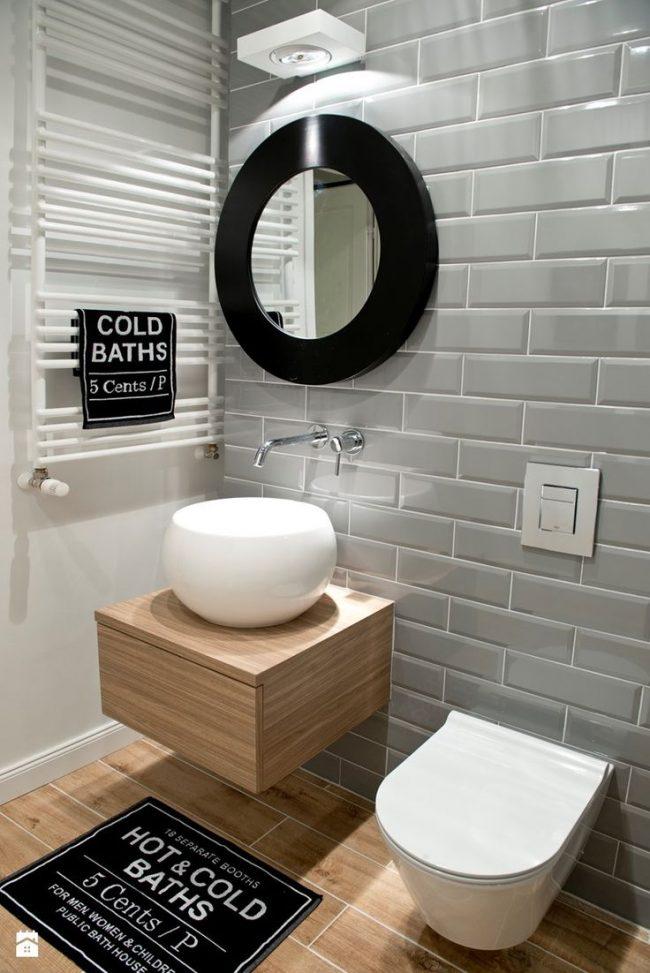 Style anglais conservateur dans la conception des toilettes